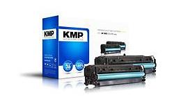 KMP HC21 Black 2pk