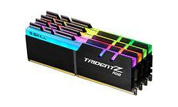 G.Skill Trident Z RGB 32GB DDR4-4000 CL17 quad kit