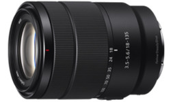 Sony SEL 18-135mm f/3.5-5.6 OSS Black