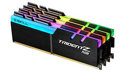G.Skill Trident Z RGB 32GB DDR4-4133 CL17 quad kit