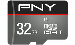PNY Turbo Performance MicroSDHC UHS-I U3 32GB