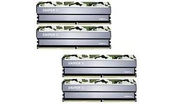 G.Skill SniperX Classic Camouflage 32GB DDR4-2400 CL17 quad kit