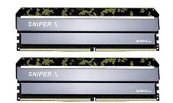 G.Skill SniperX Digital Camouflage 16GB DDR4-2400 CL17 kit
