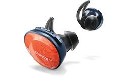 Bose SoundSport Free Wireless In-Ear Bright Orange