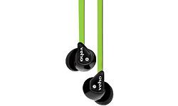 Veho 360° Z-1 Stereo Noise Isolating Earbuds Green