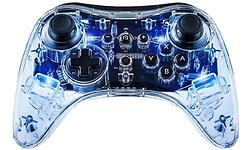 PDP Afterglow Wireless Pro Controller Wii U Blue