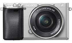 Sony Alpha A6300 16-50 kit Silver