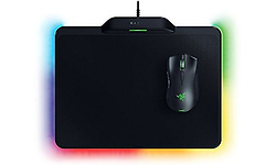 Razer Mamba Hyperflux RGB USB + Firefly Hyperflux RGB Gaming Surface Wireless Powered Black