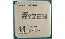 AMD Ryzen 3 2200G Tray