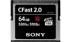Sony CFast 2.0 64GB