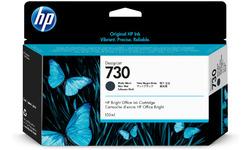 HP 730 130ml Matt Black
