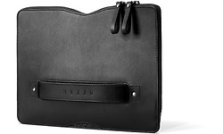 "Mujjo Carry-On Folio Sleeve for 12"" Black"