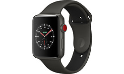 Apple Watch OLED GPS 42mm Grey Sport Black