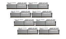 G.Skill Trident Z Intel X99 White/Silver 64GB DDR4-3466 CL16 octo kit