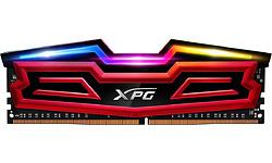 Adata XPG Spectrix D40 Black/Red 32GB CL16 DDR4-3000 quad kit