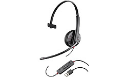 Plantronics Blackwire C315-M Black