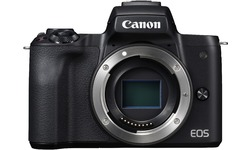 Canon Eos M50 Body Black