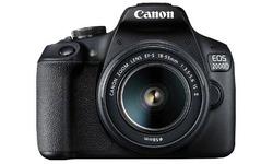 Canon Eos 2000D 18-55 kit