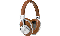Master & Dynamic MW60 Wireless Over-Ear Brown
