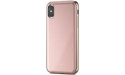 Moshi iGlaze Hardshell Case for iPhone X Pink