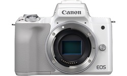 Canon Eos M50 Body White