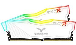Team T-Force Delta RGB White 16GB DDR4-2400 CL15 kit