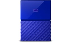 Western Digital My Passport 2TB Black/Blue