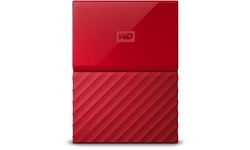 Western Digital My Passport 2TB Red (Encryption/Backup)