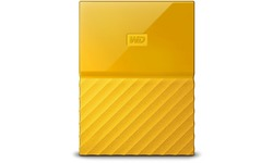 Western Digital My Passport 2TB Yellow (Encryption/Backup)