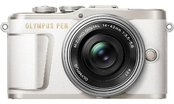 Olympus Pen E-PL9 14-42 kit White