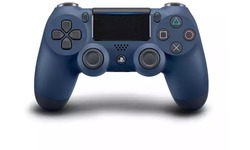 Sony Wireless DualShock 4 V2 Controller Midnight Blue PS4