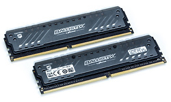 Crucial Ballistix Tactical Tracer RGB 16GB DDR4-3000 CL16 kit