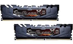 G.Skill Flare X AMD Edition 32GB DDR4-2933 CL14 kit