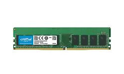 Crucial 16GB DDR4-2666 CL19 DR x8 ECC