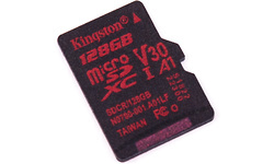Kingston Canvas React MicroSDXC UHS-I U3 128GB