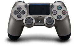 Sony PS4, Wireless DualShock 4 Controller V2 Steel Black