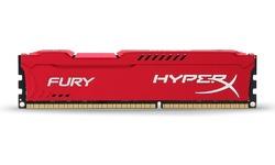 Kingston HyperX Fury Red 16GB DDR4-2933 CL17