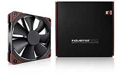 Noctua NF-F12 Q100 120mm Black/Brown