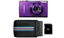 Canon Ixus 285 HS Purple Essential Kit