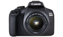 Canon Eos 2000D 18-55 + LP-E10 kit