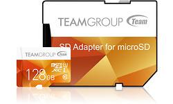 Team Color MicroSDXC UHS-I 128GB + Adapter
