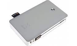 Xtorm Powerbank Discover 15000 Silver (Lightning Cable)