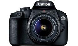 Canon Eos 4000D 18-55 kit