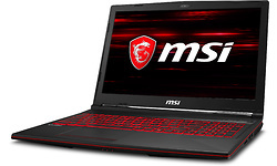 MSI GL63 8RD-010BE