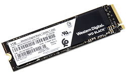 Western Digital Black 2018 NVMe 1TB