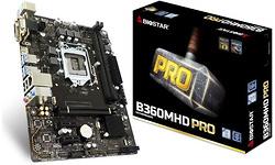 Biostar B360MHD Pro