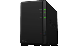 Synology DiskStation DS218play 24TB