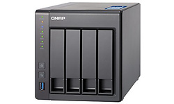QNAP TS-431X-2G 32TB (Seagate IronWolf)