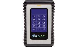 Amacom DataLocker FE Fips Edition 140-2 256-bit AES-XTS/CBC 960GB Black