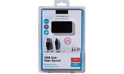 Vivanco IT-USBHUB4PWR